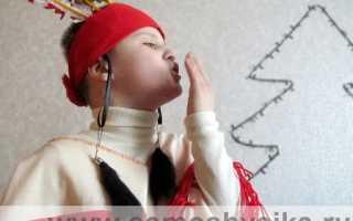 Как сделать индейца своими руками. Костюм индейца для детей. Делаем сами!Costum de carnaval fait soi-même
