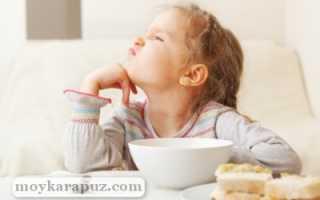 Что делать, если у ребенка нет аппетита? Что делать, чтобы повысить аппетит у ребёнка, если у него нет желания есть