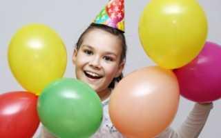 Сценарий для дня рождения для детей. Отмечаем день рождения ребенка: конкурсная программа для детей
