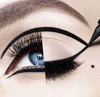 Секреты красивой подводки глаз и стрелок. Как правильно красить глаза подводкой: подчеркиваем красоту глаз