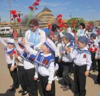 Подготовка ребенка к поступлению в детский сад. Программа воспитания и обучения детей в детском саду