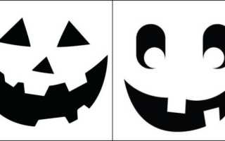 Как вырезать тыкву на Хэллоуин: подробная инструкция с фото. Тыква на Хэллоуин – оригинальные идеи декора