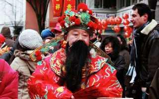 Есть ли дед мороз в китае. Дед мороз и его зарубежные родственники. Как выглядит китайский Дед Мороз: костюм и шапка