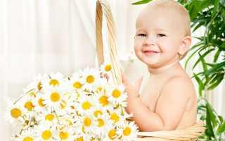 Спазмы у грудничка. Когда у грудничков проходят колики? Чай от коликов для новорожденных с ромашкой, мелиссой и фенхелем