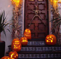 Декор на хэллоуин или лучшие идеи декора на хэллоуин. Украшения на Хэллоуин своими руками – идеи с фото