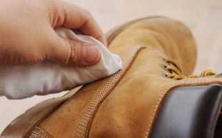 Чем почистить нубуковые ботинки в домашних условиях. Как почистить обувь из нубука в домашних условиях