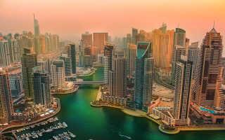 На пустынных берегах Персидского залива арабы создали большой парк развлечений — Объединенные Арабские Эмираты