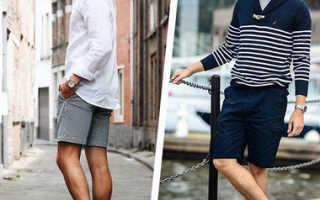 Как выбрать мужские шорты: пять «да» и три «никогда. Маркировка размеров шорт на этикетках и ярлыках