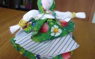 Кукла мотанка: как сделать куклу своими руками из ткани. Пошаговые инструкции для изготовления кукол своими руками