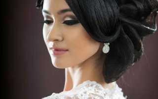 Прически с диадемой: образ современной принцессы. Свадебная прическа с диадемой: решение для настоящих принцесс
