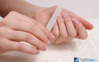 Как почистить ногти в домашних условиях. Предупреждаем траурную каемку или мыльная преграда. Стеклянная пилочка для ногтей