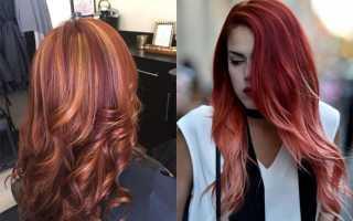 Каким оттенком закрасить рыжий цвет волос. Рыжее тонирование. Чем закрасить рыжий цвет волос? Советы по изменению имиджа
