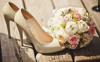 Что нужно знать, выбирая свадебные туфли невесте. Какие выбрать свадебные туфли – приметы о выборе обуви невесты и жениха