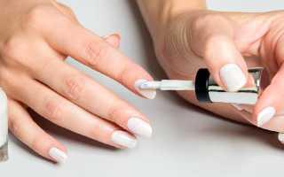 Слоятся ногти на руках – причины и лечение дефекта. Секреты хорошего маникюра: что делать, если ноготки слоятся