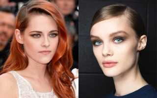 Как подобрать пробор. Как сделать идеальный пробор волос. Смещенный пробор с асимметричной прической