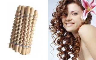 Как накрутить волосы на термобигуди. Как правильно накрутить волосы на бигуди: виды папильоток, способы завивки