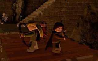 Все персонажи в лего властелин колец. Прохождение «Свободной игры» в LEGO Lord of the Rings. Разработка и Релиз