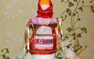 Значение и изготовление куклы масленицы. Кукла Масленица из ткани своими руками. Мастер – класс с пошаговыми фото