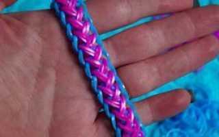 Плести легкие браслеты без станка. Как сделать браслеты из резинок на пальцах. Техники вязания поэтапно