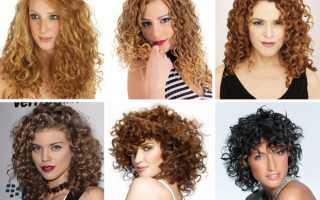 Легкая химия на средние волосы (фото). Шикарные химические завивки на средние волосы (50 фото) — Преимущества и недостатки