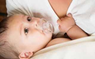 Всё о пустышках и сосках: особенности использования. Можно ли давать соску новорожденному: советы педиатра