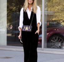Стильные итальянские сарафаны и платья. С чем носить деловой сарафан в офисе: однотонный, рябой, в клетку