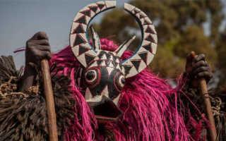 Маска — сувенир из путешествий может быть опасным. Значения африканских масок Африканские маски из черного дерева значение