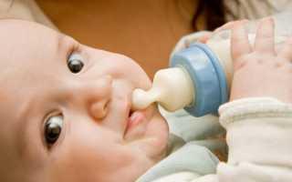 Как правильно ребенка перевести на смешанное питание. Правильное смешанное вскармливание новорожденных