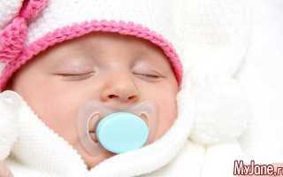 Соска-пустышка: пользуемся без вреда для малыша. Можно ли давать соску новорожденному: советы педиатра