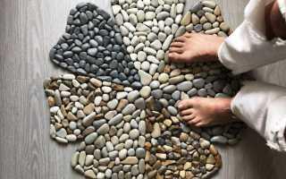 Поделки из морских камешков. Каменное мозаичное панно на стену своими руками. Роспись по камням — идеи поделок