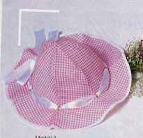 Выкройки оригинальных панам для детей. Шляпы, панамы шьем. Как сшить панамку для мальчика — мастер класс