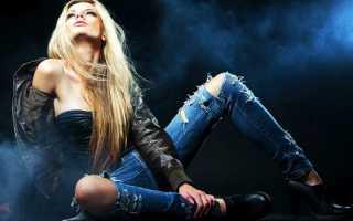 Как можно порвать красиво джинсы. Как сделать рваные джинсы пошагово. Как правильно порвать джинсы: подбираем фасон