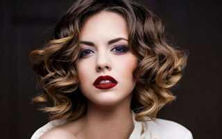 Виды укладок волос на средние волосы. Красивые укладки на средние волосы: интересные варианты с пошаговой инструкцией