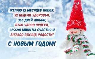 Поздравляю с новым годом словами. Поздравляем с наступающим новым годом. Новогодние пожелания в прозе