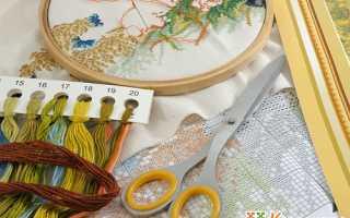 Секреты вышивки крестом для начинающих. Как правильно вышивать крестиком. Советы от рукодельниц со стажем
