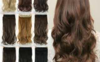 Как правильно ухаживать за искусственными волосами. Искусственные волосы на заколках (39 фото): новый образ каждый день