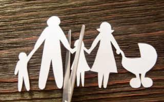 Документы для расторжения брака в загсе. Развод в семье, когда есть двое или более детей. С кем остаются дети