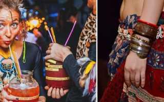 Африканская вечеринка для взрослых: полная хакуна матата! Африканская вечеринка: костюмы, оформление и сценарий