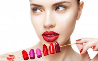 Помада для губ: как подобрать с учетом индивидуальных особенностей. Как правильно подобрать идеальный цвет помады