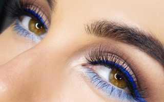 Как красить глаза карандашом. Как правильно красить глаза тенями, карандашом или тушью – пошаговая инструкция