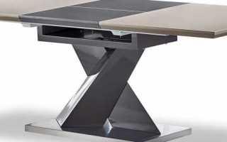 Раскладной обеденный стол своими руками чертежи. Удачное приобретение для кухни в виде практичного раздвижного стола