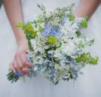 Свадебный букет невесты без портбукетницы своими руками. Букет невесты: как выбрать, как составить, приметы