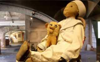 Кукла роберт реальная. Кукла Роберт – самая загадочная игрушка в истории. Зеркало с плантации Миртлес