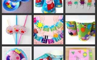 Идеи оформления комнаты ко дню рождения ребенка. Как украсить комнату на день рождения своими руками