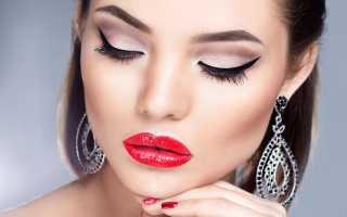 Как сделать праздничный макияж глаз. Как сделать красивый вечерний макияж — фото и пошаговая инструкция