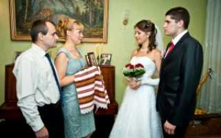 Поздравления на свадьбу от родителей жениха. Речь отца на свадьбе дочки и благословение жениха перед свадьбой