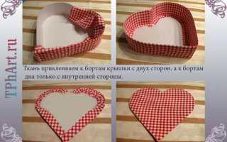 Что можно сделать из бумаги коробку сердечко. Как сделать коробочку-сердечко своими руками, пошаговый мастер-класс с фото