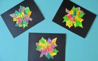 Осенние листья из пластилина. Осенние поделки из пластилина: от таких поделок ваши дети будут в восторге