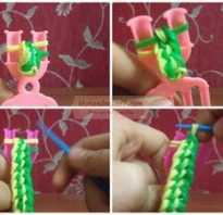 Плести из резинок разные фигурки. Как сплести фигурки из резинок? Овечка из резинок – плетение игрушки