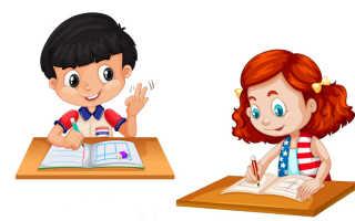 Школьная пропись. Как научить ребенка-дошкольника правильно писать буквы и цифры: прописи, советы и хитрости обучения